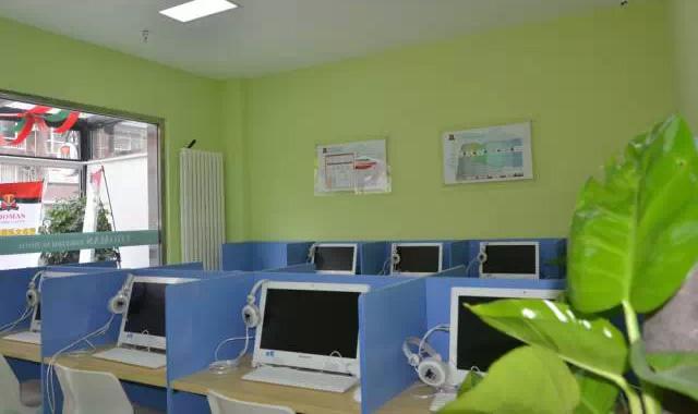 托马斯学习馆石景山金顶街校-O2O教室