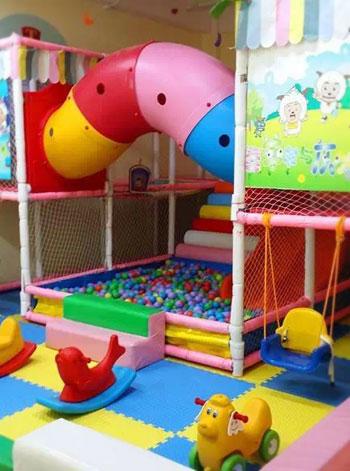 武汉托马斯学习馆儿童乐园