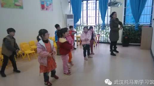 武汉托马斯学习馆春季STEAM课程班第一天
