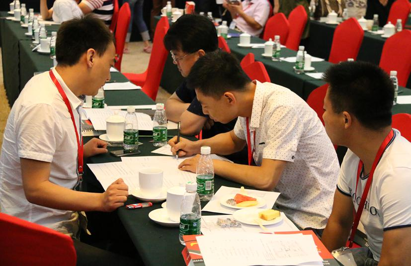 哈佛幼儿英语2015市场启动大会