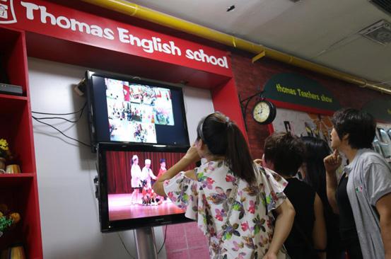 托马斯学习馆黄村校2015秋季开学