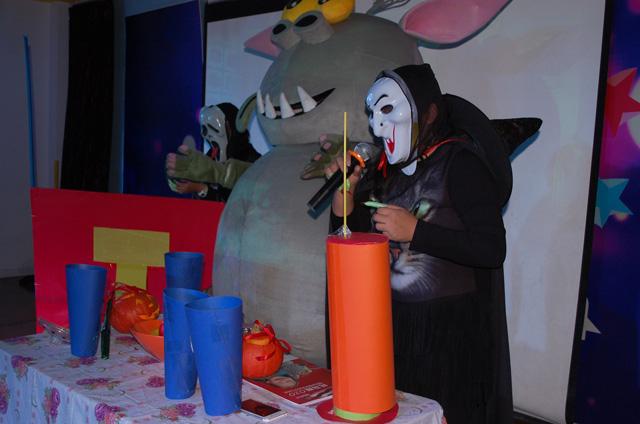 托马斯学习馆松梅校-万圣节狂欢派对