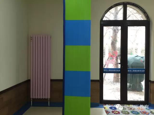 托马斯学习馆大厂校-软包柱子