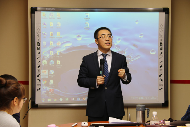 托马斯学院执行院长、托马斯营销中心总裁