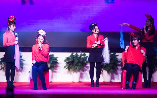 2015年度托马斯教育颁奖盛典-大兴校区幼小部 小品《甄嬛后传》