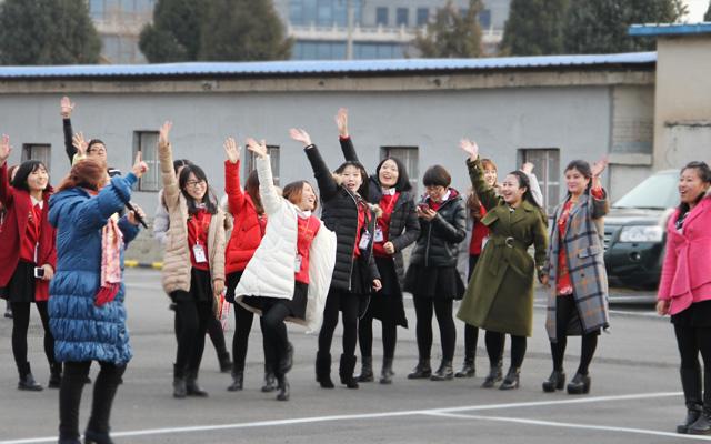 2015年度托马斯教育颁奖盛典-团建活动