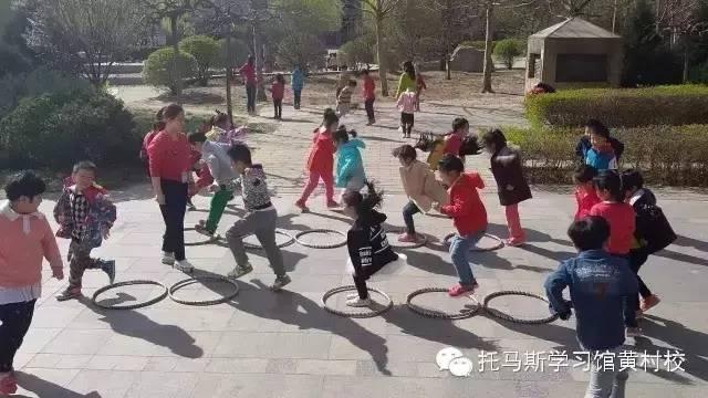 大兴托马斯学习馆黄村校-课间活动