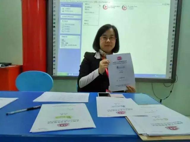 托马斯英语学员NCET考试喜讯-总部老师监考
