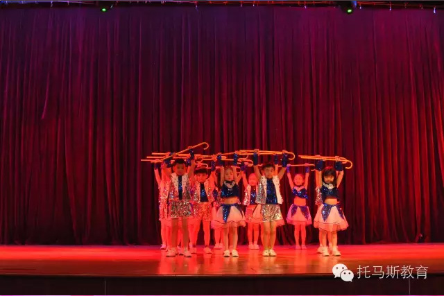 托马斯教育北京大兴托马斯学习馆2016届幼小衔接毕业典礼