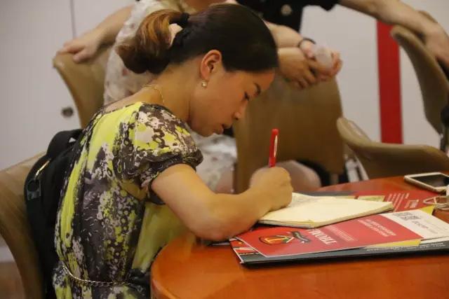 托马斯教育中国后地产时代投资说明会成功举办