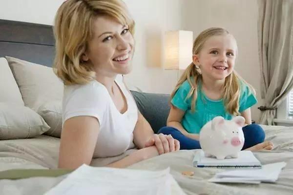 培养孩子的财商妙招配图