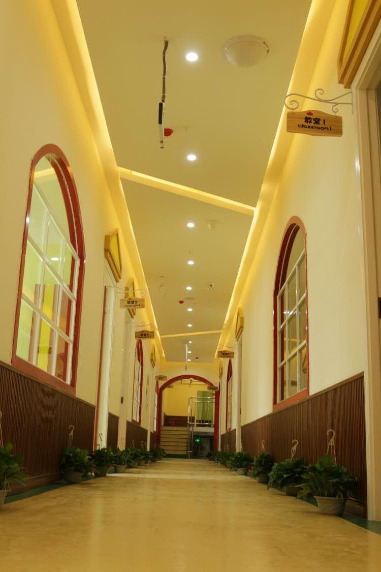 重庆托马斯学习馆九龙坡校-走廊