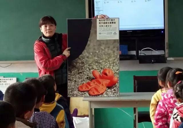 托马斯教育携手国际组织送课刘备寨