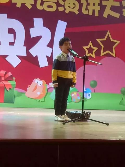 托马斯学习馆成功举办2016年英语故事演讲大赛