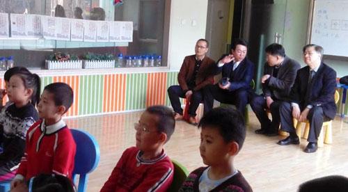 韩国G&E教育高管交流教学