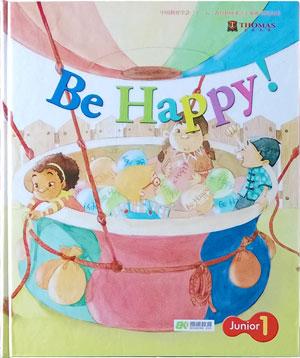 Thomas English 托马斯幼儿英语第二阶段上学期学习主题一:Be Happy