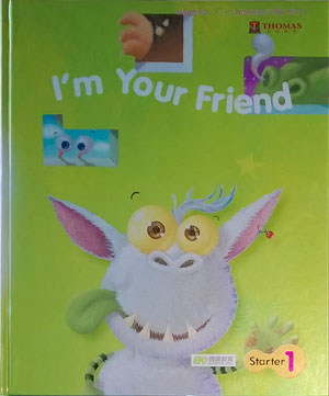 Thomas English 托马斯幼儿英语第一阶段上学期学习主题一:I'm Your Friend