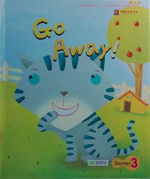 Thomas English 托马斯幼儿英语第一阶段上学期学习主题三:Go Away