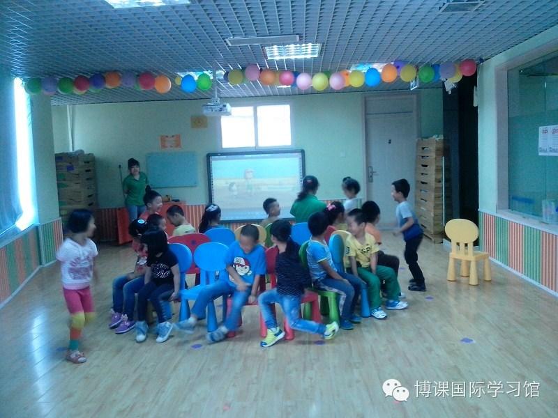 托马斯学习馆-欢乐课间游戏