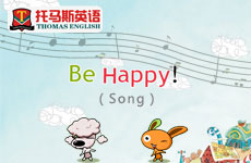 Be Happy Song