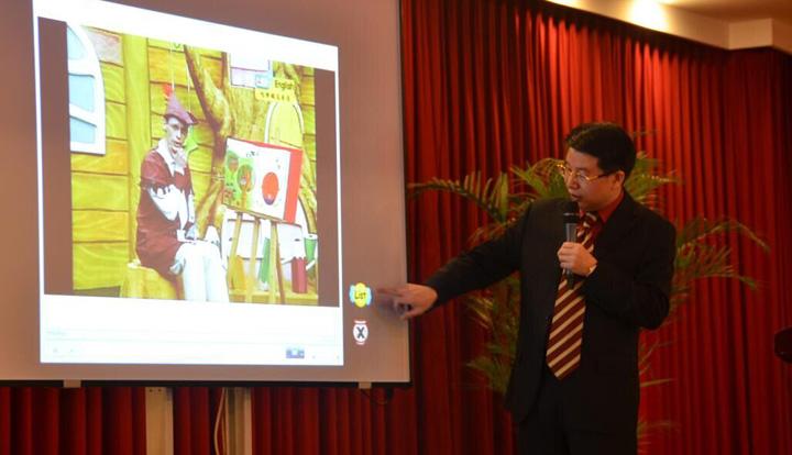 北京托马斯教育机构首席教育专家郑洪金先生