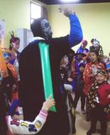 托马斯学习馆杭州校万圣节活动