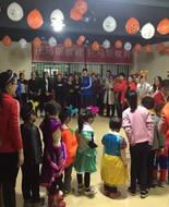 托马斯学习馆山东胶州校万圣节活动
