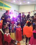 托马斯学习馆廊坊广阳校万圣节活动