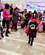 托马斯学习馆华东示范校万圣节活动