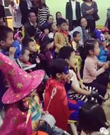 托马斯学习馆宁波校万圣节活动